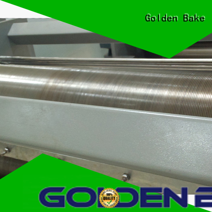 Golden Bake cookie machine factory for biscuit material forming