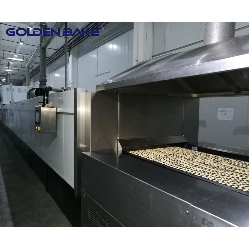 Adjustable hot wind convection baking oven industrial cookie oven