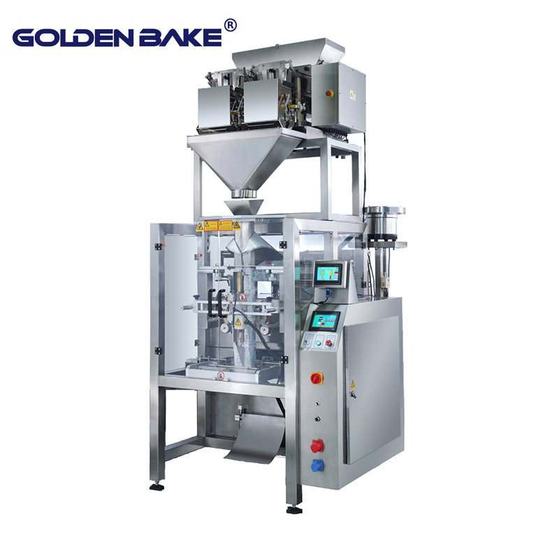 Golden Bake Vertical packing machine