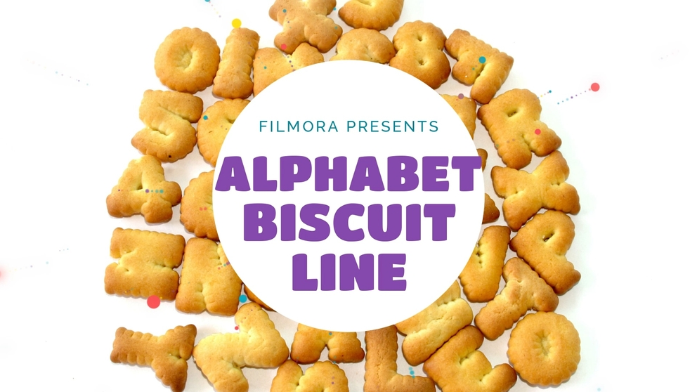 Alphabet Biscuit Production Line-Golden Bake