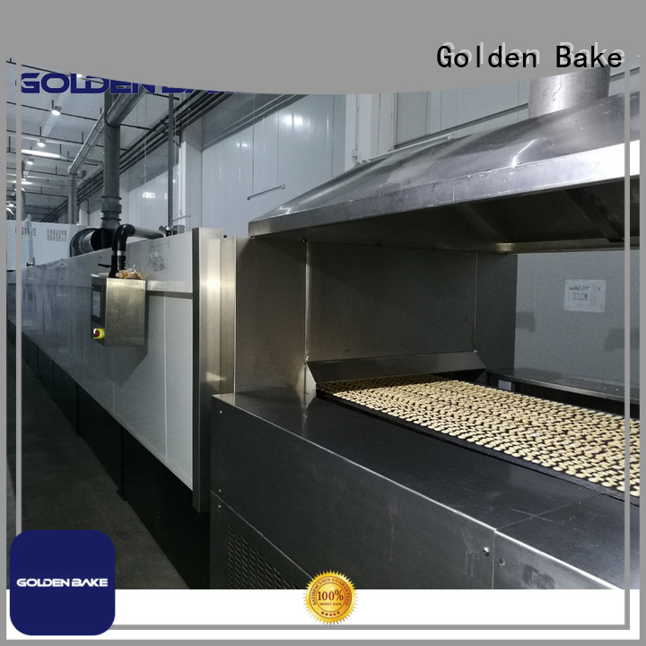 durable biscuit baking oven factory for baking the biscuit