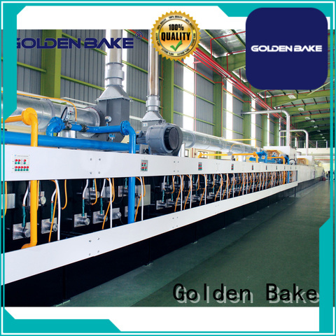 Golden Bake durable biscuit baking oven supplier for baking the biscuit