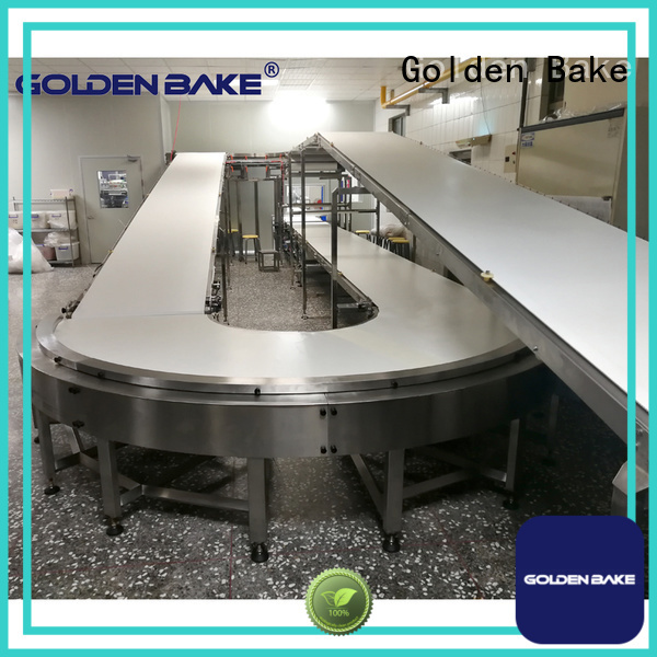 professional biscuit making equipment solution for normal cooling conveying