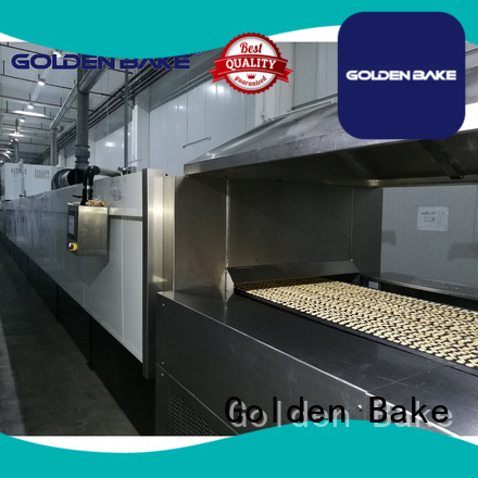 professional industrial cookie oven supplier for baking the biscuit